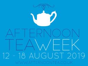 Afternoon Tea Week 2019